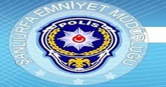 Şanlıurfa'da 130 polisin görev yeri değişti