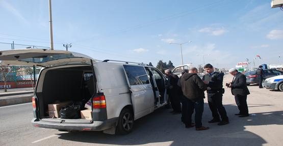 Şanlıurfa'da 15 Şubat Önlemi