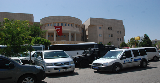 Şanlıurfa'da 16 kişi tutuklandı