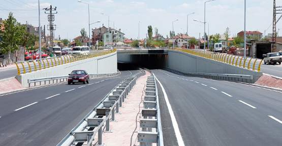 Şanlıurfa'da 3 köprülü kavşak iptal edildi