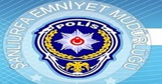 Şanlıurfa'da 68 polisin yeri değişti