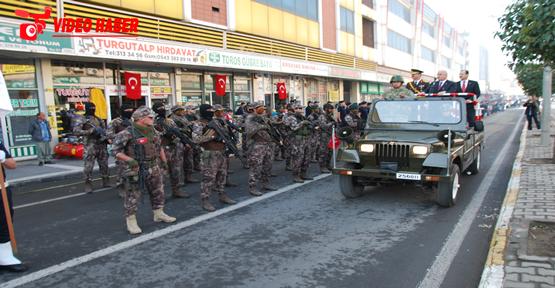 Şanlıurfa'da Cumhuriyet Bayramı coşkuyla kutlandı