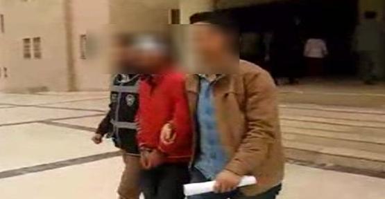Şanlıurfa'da oto fareleri tutuklandı
