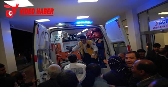 Şanlıurfa'da patlama 2 ölü 5 yaralı