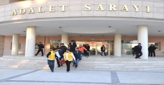 Şanlıurfa'da Silahlı kavga:  9 kişi tutuklandı