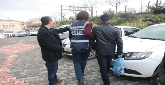 Şanlıurfa'da telefon dolandırıcılığı, 7 gözaltı