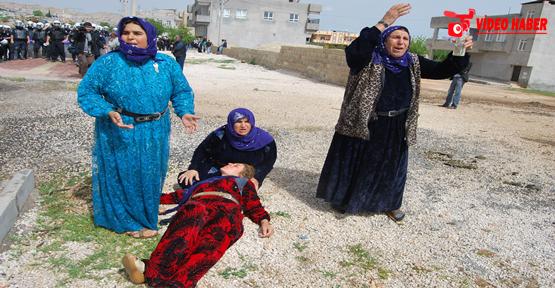 Şanlıurfa'da Yıkım Gerginliği,6 yaralı