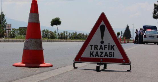 Şanlıurfalı işçiler kaza yaptı, 11 yaralı