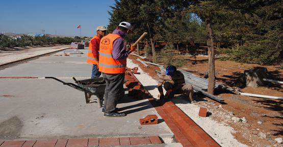 Şanlıurfa'nın Çehresini Değiştirecek Projede Çalışmalar Son Sürat