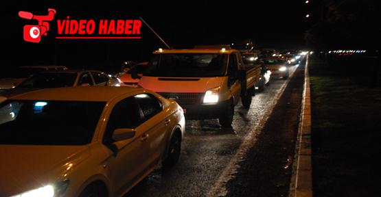 Şanlıurfa'nın trafik çilesi