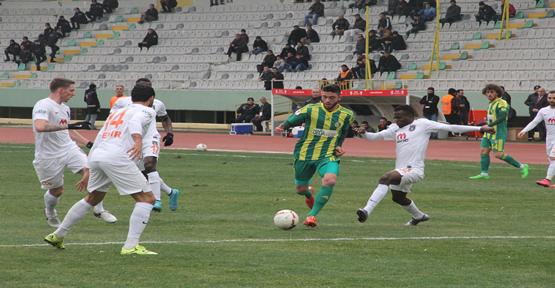 Şanlıurfaspor 0-3 Başakşehir