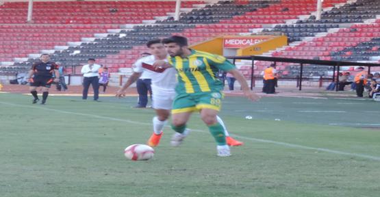 Şanlıurfaspor 1-1 Elazığspor