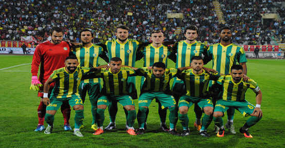 Şanlıurfaspor 1-1 Mersin İdmanyurdu