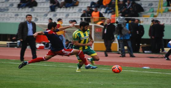 Şanlıurfaspor 22-1 Altınordu