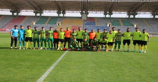 Şanlıurfaspor 7 Şanlıurfaspor U21 0