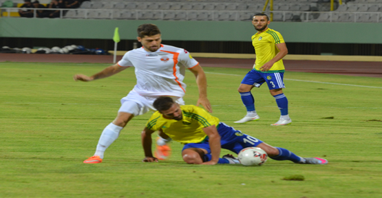 Şanlıurfaspor-Adanaspor