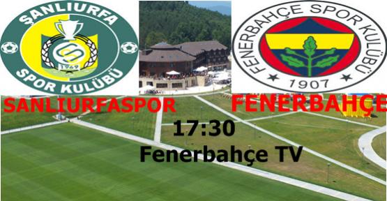 Şanlıurfaspor Fenerbahçe'ye Karşı