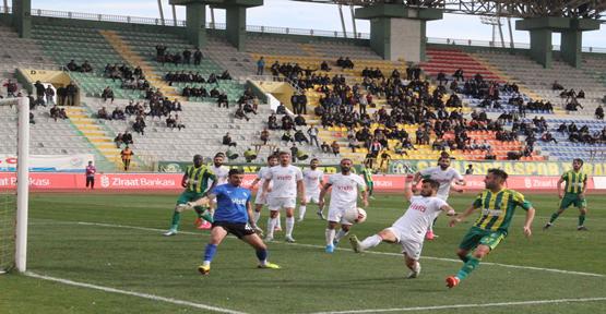 Şanlıurfaspor 1-0 Kırklarelispor