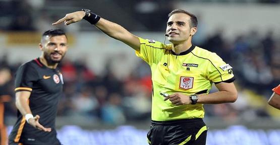 Şanlıurfaspor maçını Tokat yönetecek