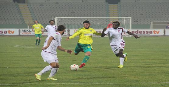Şanlıurfaspor 1-1 Vartaş Elazığspor