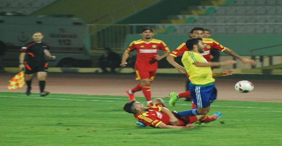 Şanlıurfaspor 0-2 Yeni Malatyaspor