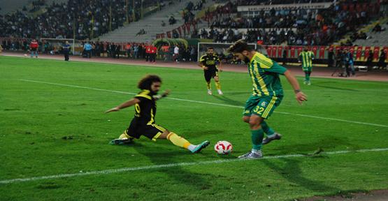 Şanlıurfaspor 1 -2 Yeni Malatyaspor