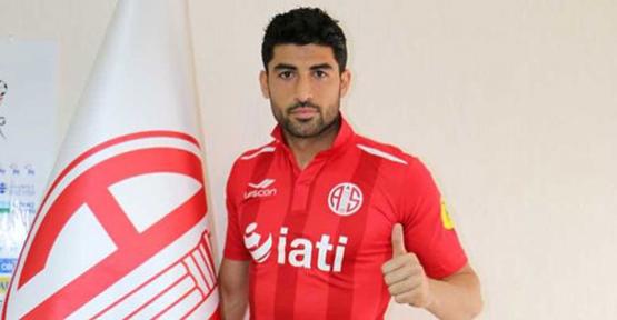 Şanlıurfaspor'a Antalyaspor'un forvetini aldı