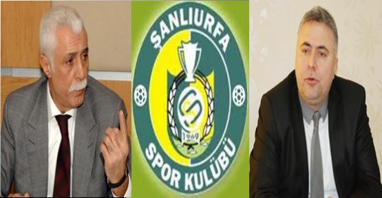 Şanlıurfaspor'a eski başkanlar talip