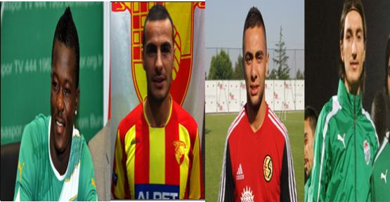 Şanlıurfaspordan Transfer Atağı
