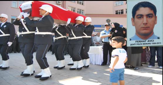 Şehit Polisin katilleri yakalandı