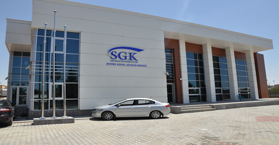 SGM, Yeni Binasına Taşındı