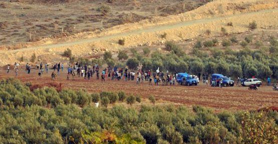 Sınırda 514 kişi yakalandı