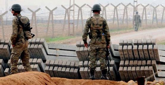 Sınırda Taciz Ateşlerine Karşılık Verildi