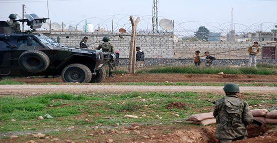 Sınırında Çatışma: 1 Ölü, 1 Yaralı