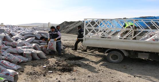Sıra Suriyeli ailelere Geldi