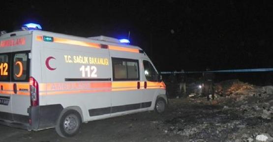 Siverek'te Trafik Kazası; 1 Ölü, 7 Yaralı