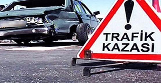 Siverek'te Trafik Kazası; 5 Ölü