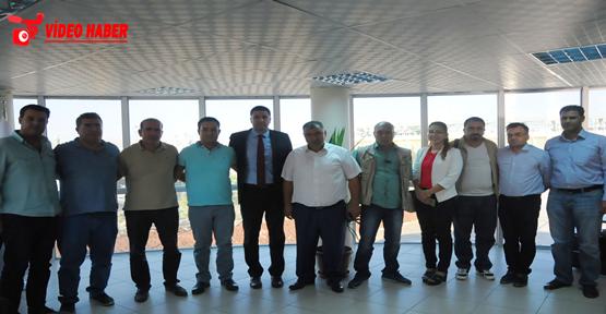 ŞUÇGAD'tan Gençlik Ve Spor İl Müdürlüğüne Ziyaret