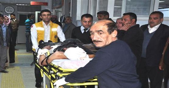 Suriye Çatışma; 5 yaralı