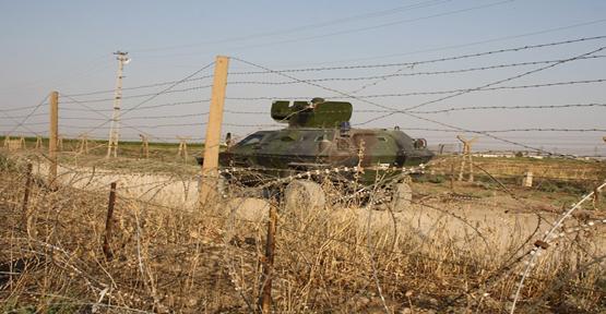 Suriye sınırına dev proje