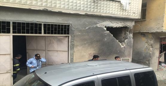 Suriye Tarafından Atılan Bir Roket Daha Düştü: 2 Yaralı