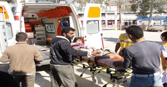 Suriye'de Patlama; 16 Yaralı