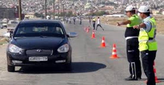 Suriyeli araç sayısı Bin 292 Oldu