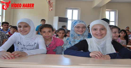 Suriyeli Çocuklar Unutulmadı