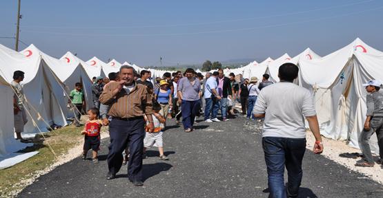 Suriyeli işçilere asgari ücret