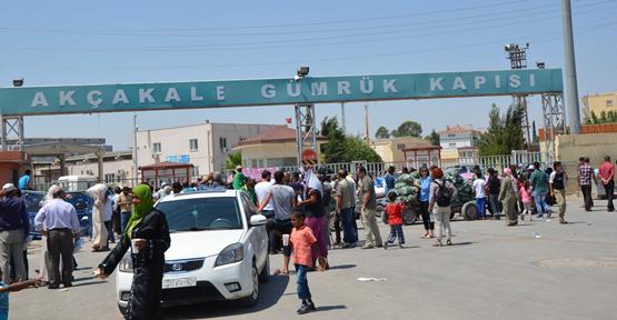 Suriyeli mülteciler geri dönüyor