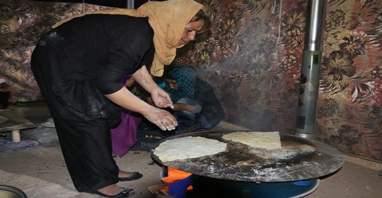 Suriyeli mültecilere yaşam merkezi