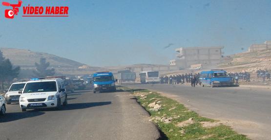 Suriyelilerden çadırlarımız yakıldı iddiası