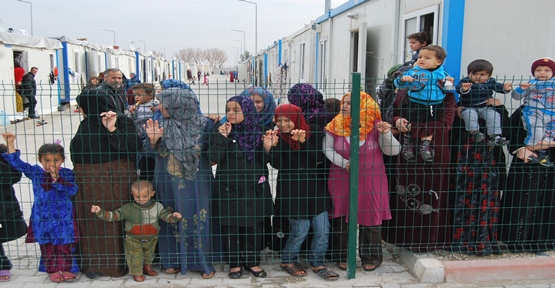 Suriyelilerin En Büyük Sorunu Erken Evlilik