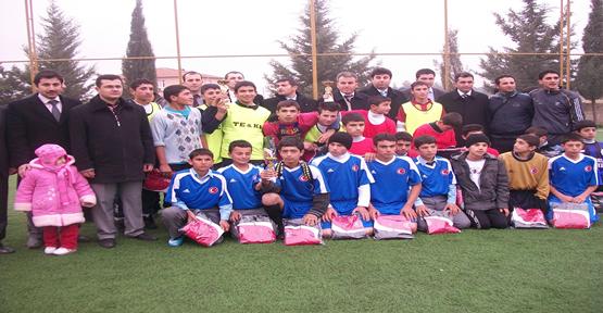 Suruç Minikler Futbol Turnuvasında Final